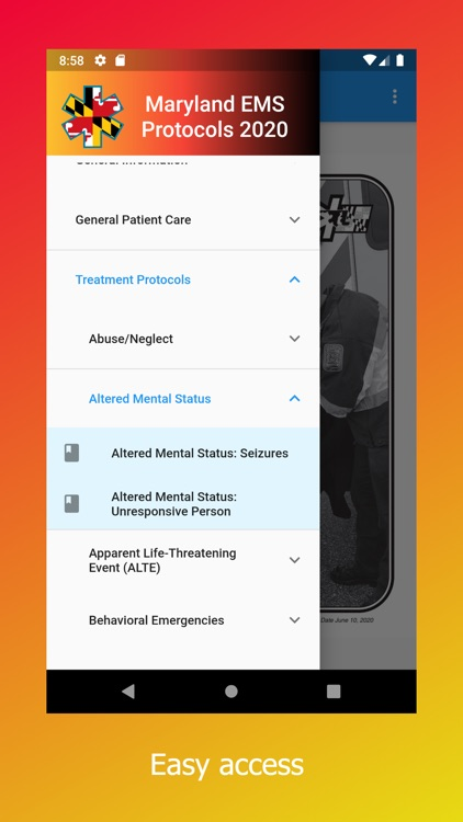 Maryland EMS Protocols 2020 screenshot-2