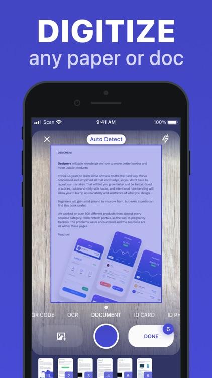 ScanMaster: Scan & Share Docs screenshot-3