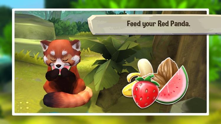 Pet World: My Red Panda screenshot-4