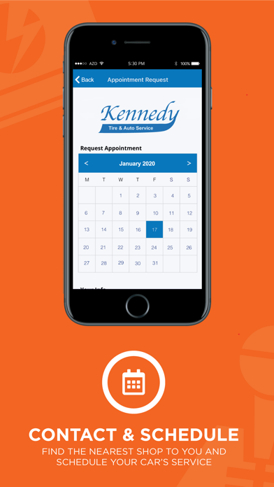 Kennedy Tire and Auto Service 4