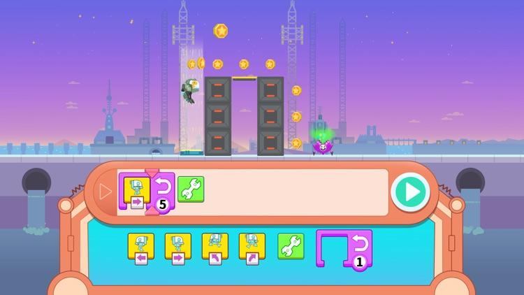 Dinosaur Coding games for kids