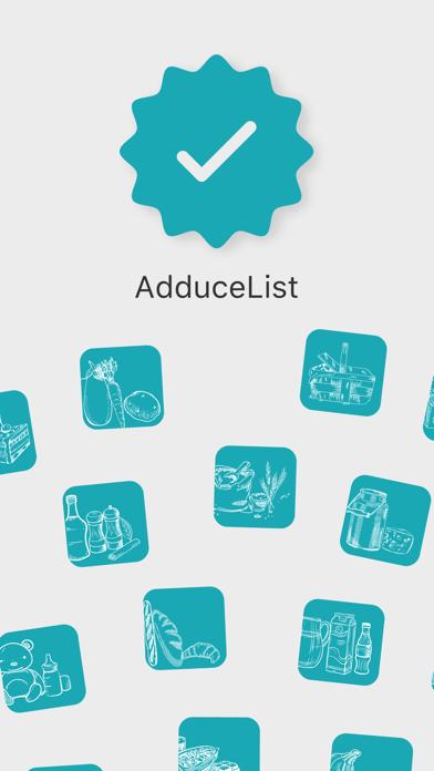 AdduceList screenshot 1