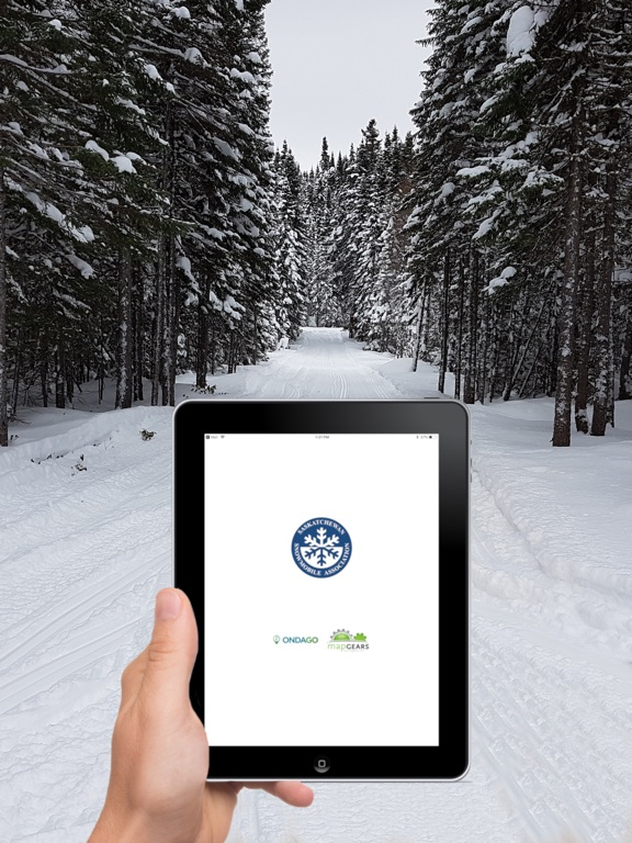 Sask Snowmobile Trails screenshot 6