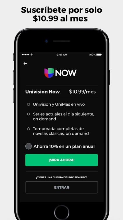 Univision Now screenshot-7
