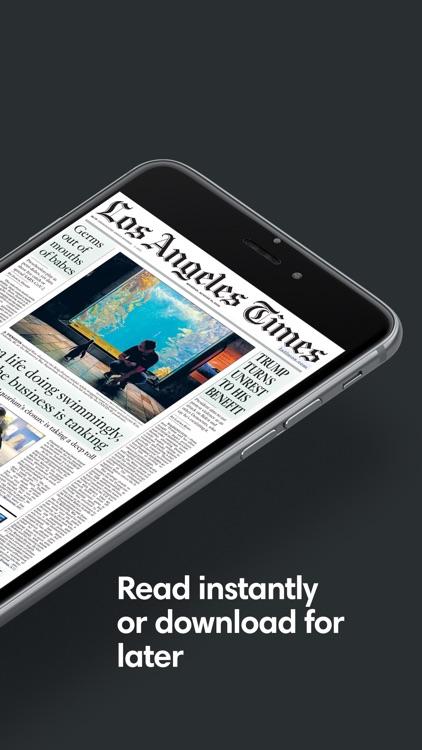 PressReader: News & Magazines screenshot-3
