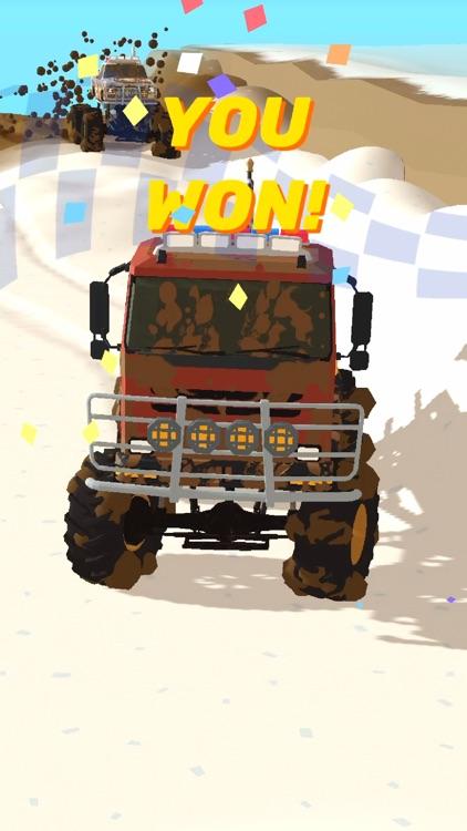 Mudder Trucker 3D screenshot-4