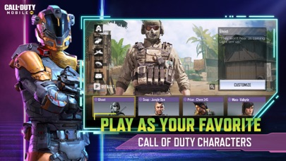 Call of Duty®: Mobile Screenshot