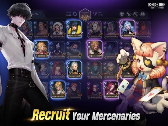 Heroes War: Counterattack screenshot 8