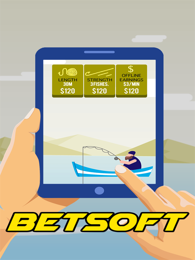 Betsoft, game for IOS