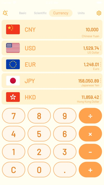 Super Calculator-Calculator HD screenshot-7