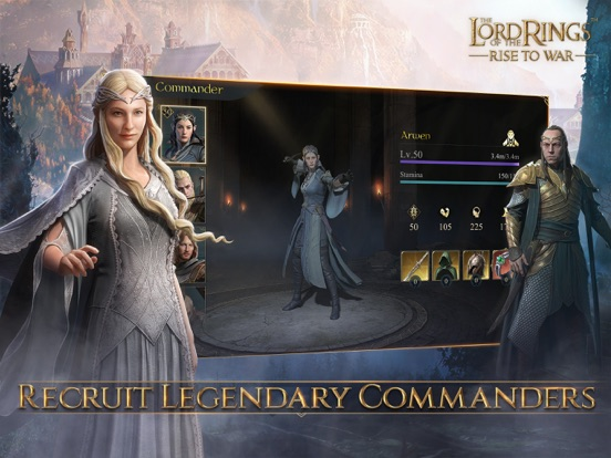 The Lord of the Rings: War screenshot 12