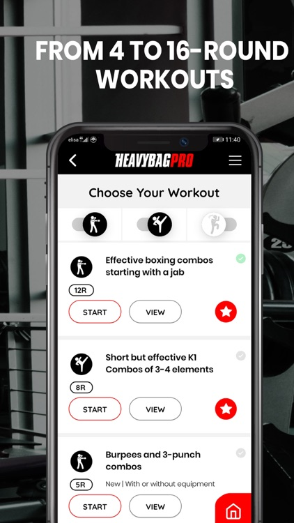 Boxing Training & Workout App screenshot-8