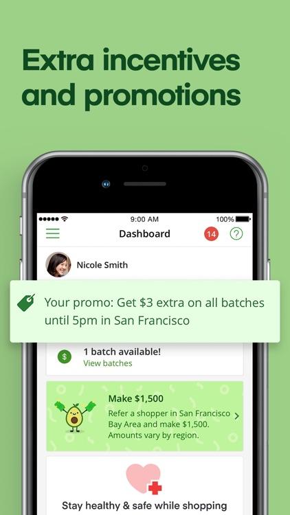Instacart Shopper: Earn money screenshot-4