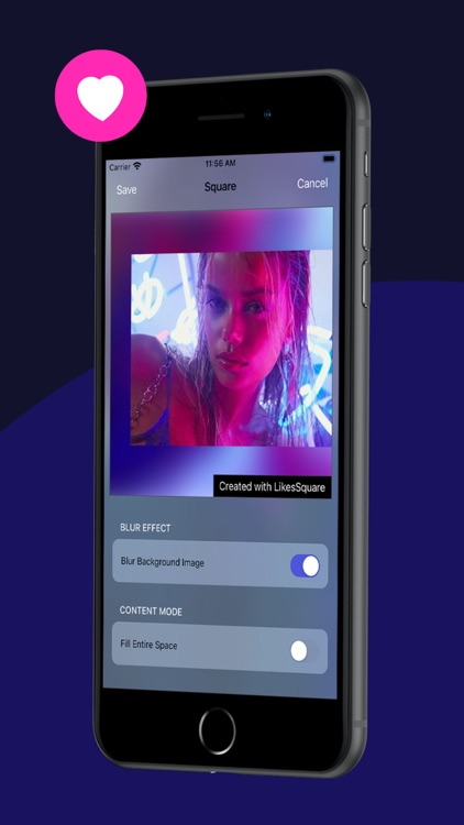 Super Likes Square for IG screenshot-3