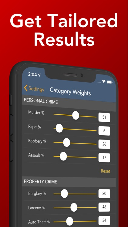 Crime and Place: The Crime App screenshot-4