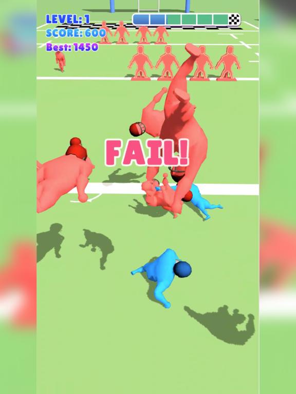 Touch-Down 3D screenshot 5