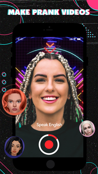 VoiceGaga - Voice Changer screenshot 2
