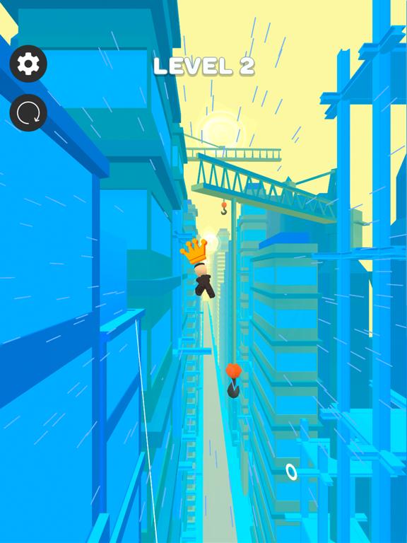 Rope Race 3D screenshot 7