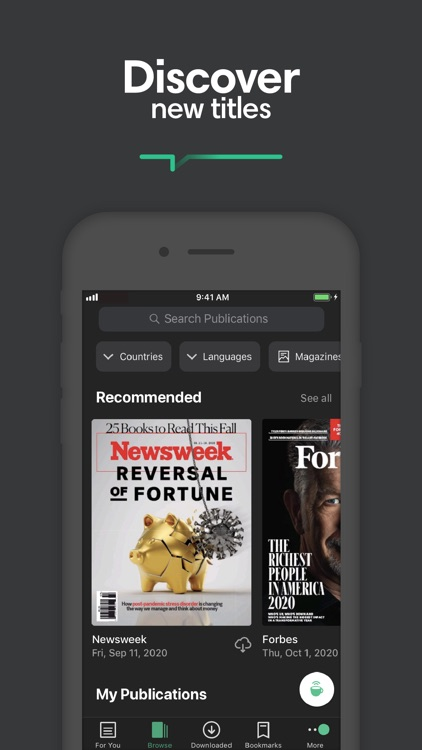 PressReader: News & Magazines screenshot-4
