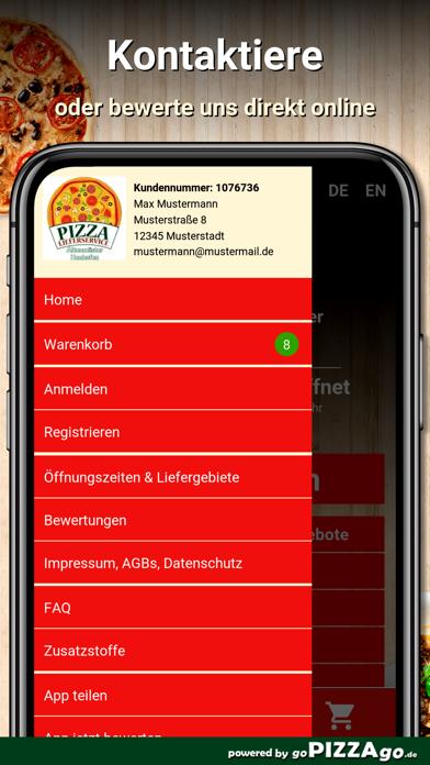Pizzaservice Altenmünster screenshot 4