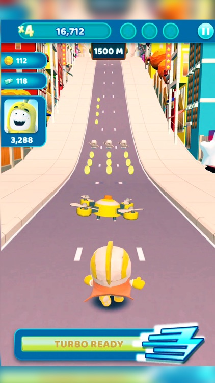 Oddbods: Turbo Run screenshot-4