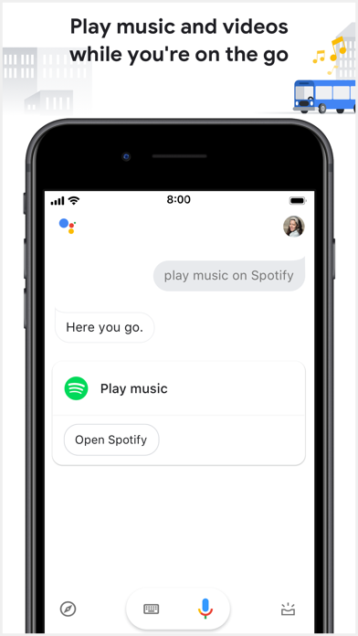 messages.download Google Assistant software