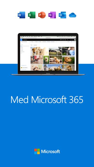 Microsoft OneDrive på PC