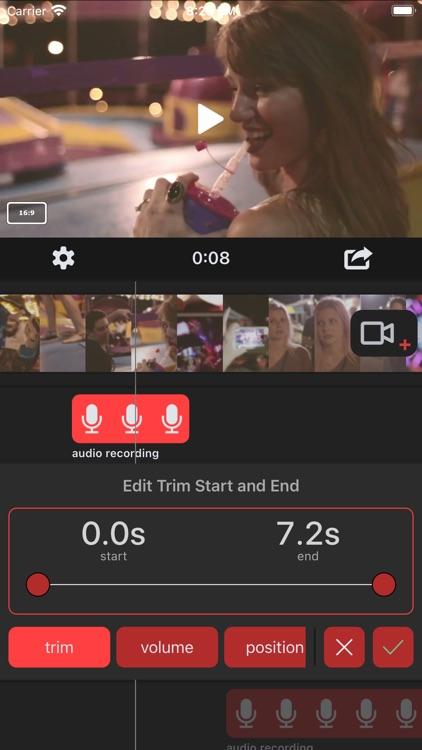 Add Sound & Music to Video screenshot-3
