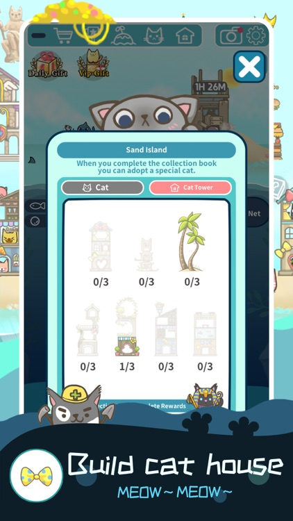Kitty Island screenshot-1