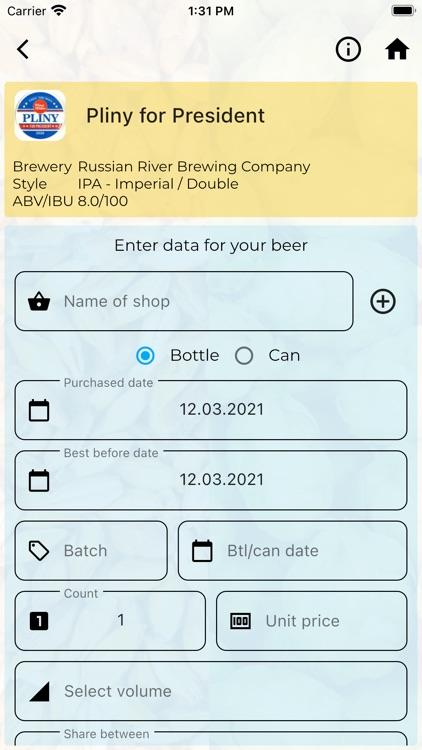 Beers Of Mine screenshot-7