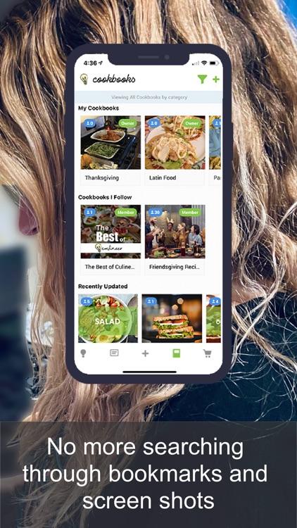 Culineer: Cook, Shop, Share screenshot-3
