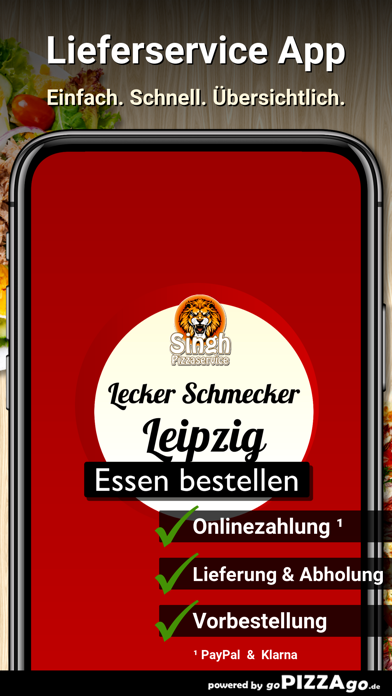 Lecker Schmecker Leipzig screenshot 1