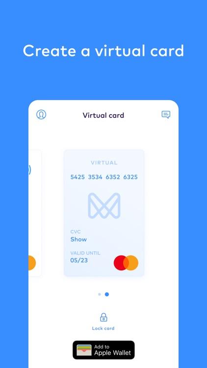 Monese: A Banking Alternative screenshot-8
