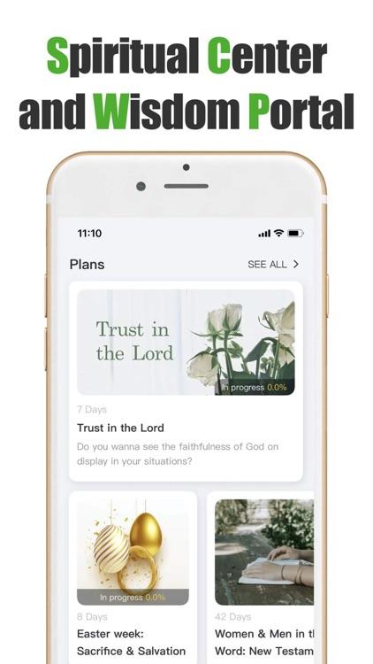 Holy Bible KJV-Prayer & Audio screenshot-3