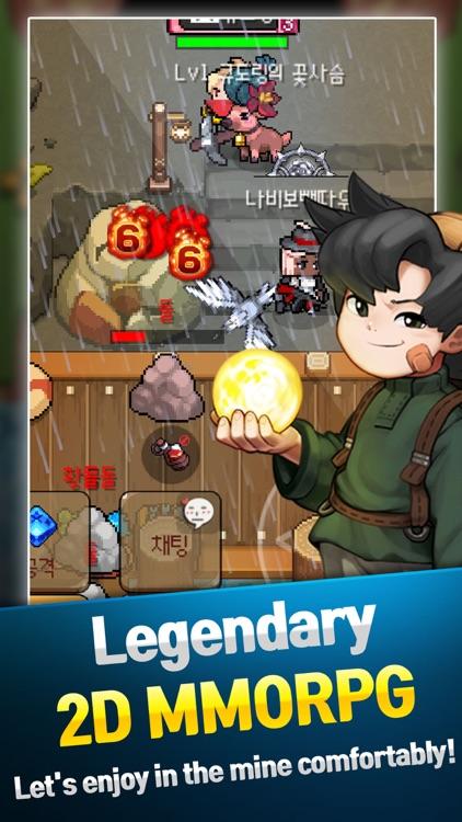 Grow Stone Online - 2D MMORPG