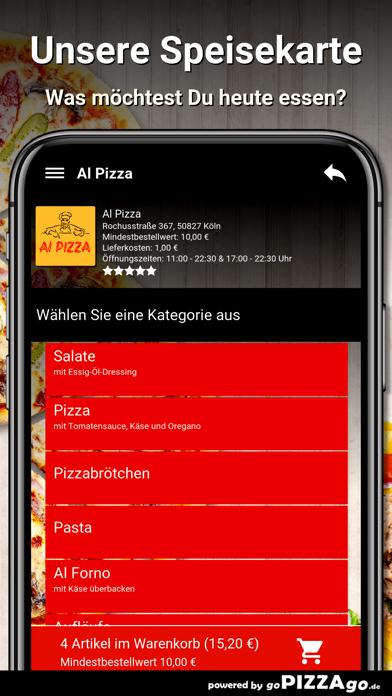 Al Pizza Köln screenshot 4