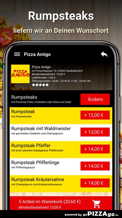 Pizza Amigo Stadtallendorf screenshot 5
