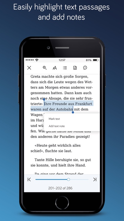 tolino - eBooks & audiobooks screenshot-3