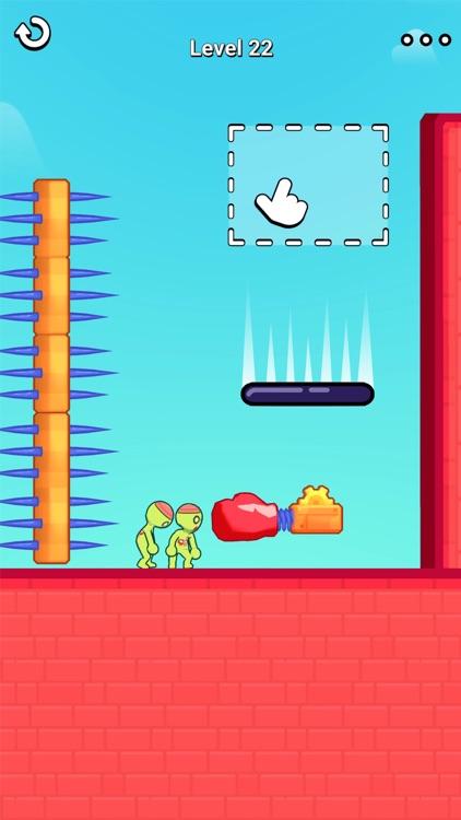 Draw Hero 3D: Puzzle Game screenshot-7