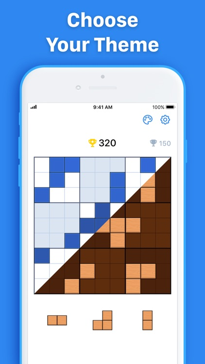 Blockudoku: Block Puzzle Games screenshot-6