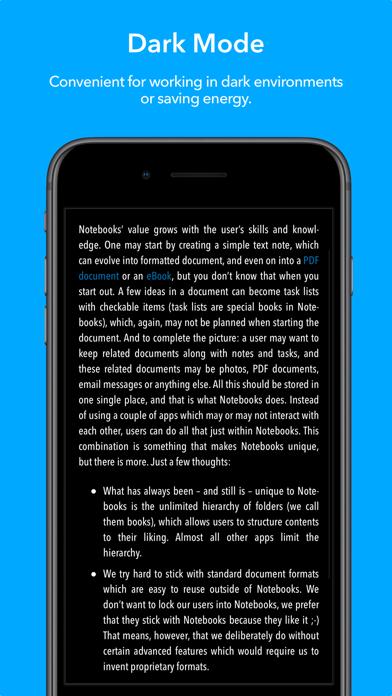 Скриншот №5 к Notebooks 10 Write  Organize