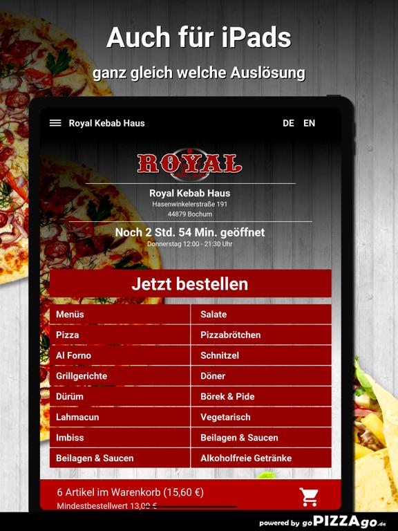 Royal Kebab Bochum screenshot 7