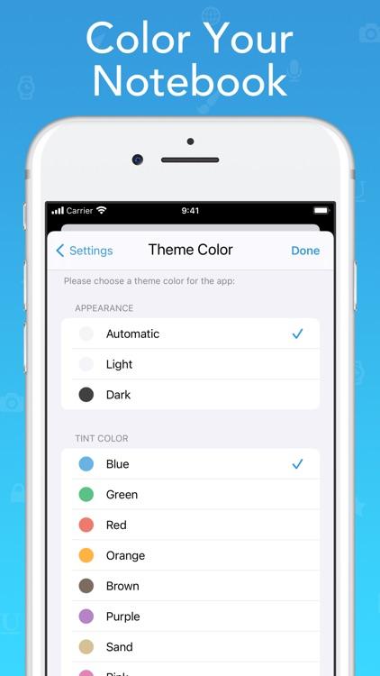 SnipNotes - Clever Notebook screenshot-8