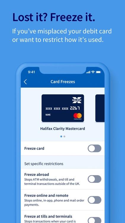 Halifax Mobile Banking screenshot-4