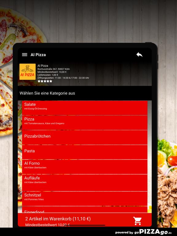 Al Pizza Köln screenshot 8