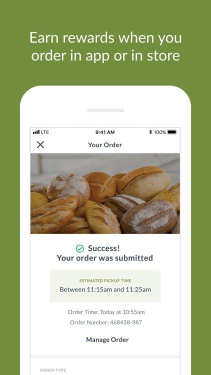 Kneaders Bakery Ordering