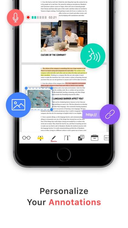 Markup – Highlight & Annotate screenshot-4