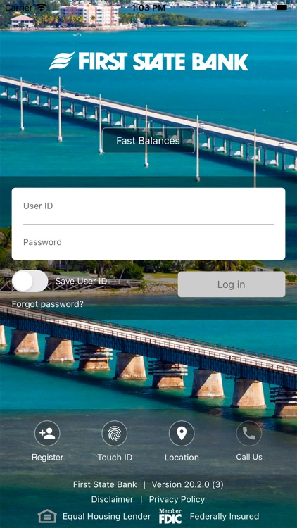 KeysBank Mobile App