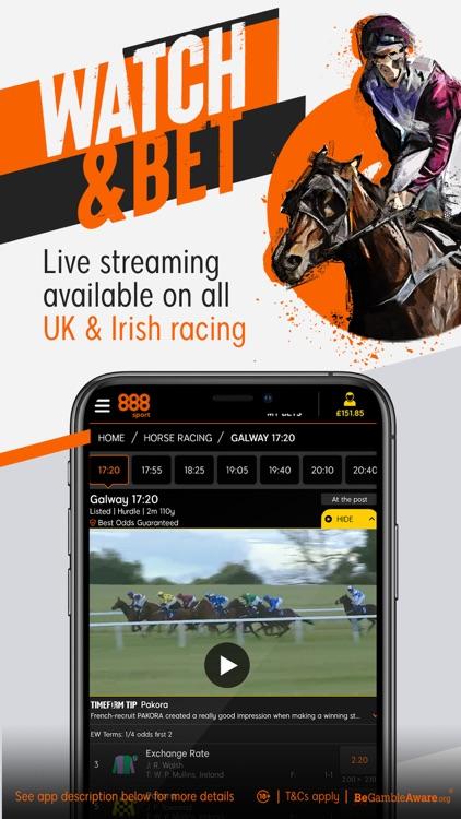 888sport: Live Sports Betting.