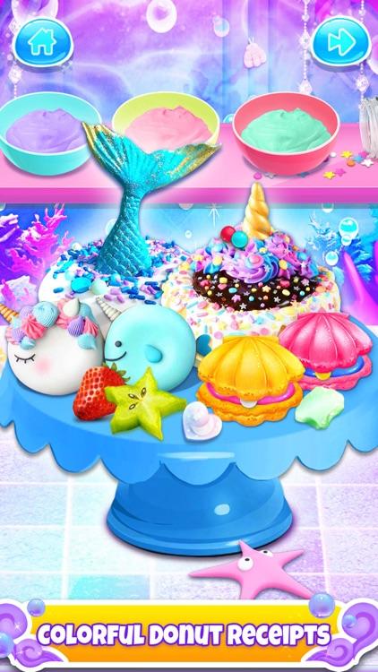 Unicorn Chef: Mermaid Cooking